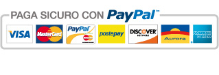 Marchi di accettazione PayPal