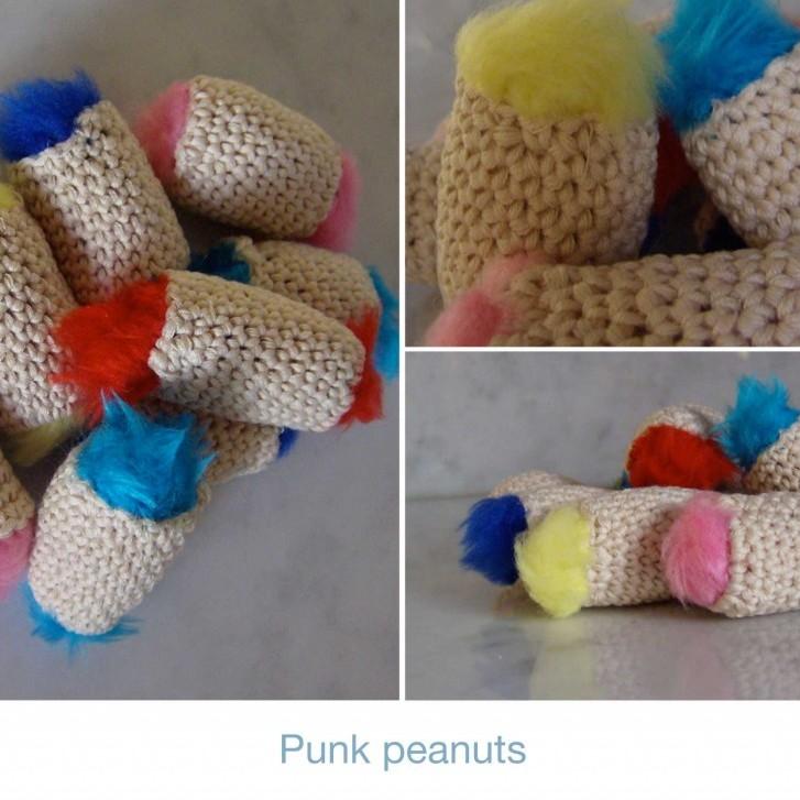 Punk Peanuts® - gioco alla valeriana