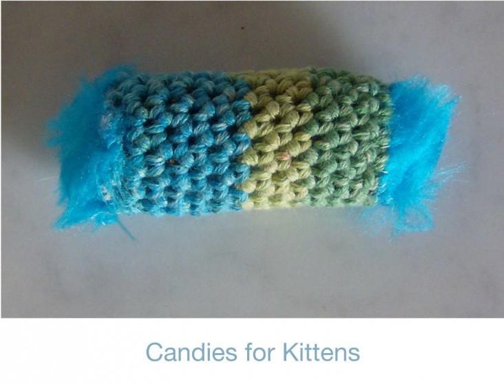 Candies for Kittens® - gioco alla valeriana